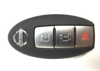 CWTWBU729 Nissan Keyless Entry Remote Plastic Material 315 MHZ 3 Button Key Fob
