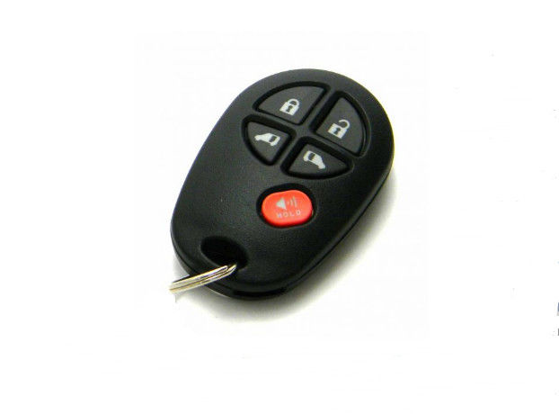 5 Button Toyota Remote Key FCC ID GQ43VT20T For 2004-2018 Toyota Sienna